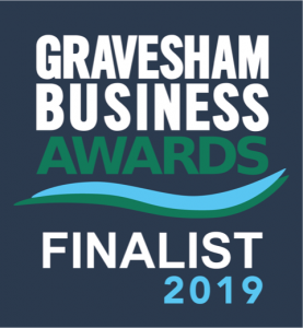 Gravesham Business Awards Finalist Logo