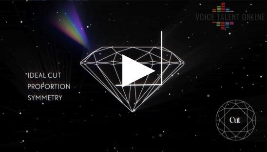 Thumbnail of Diamond Cutting Explainer Video