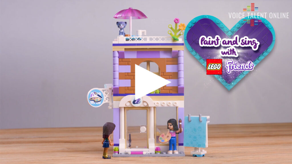 Thumbnail of LEGO Friends Cantonese voice over case study